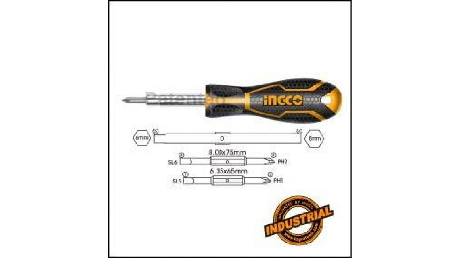 "MOTOSIERRA INGCO 18"" 45.8 CC GCS45185"