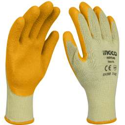 GUANTE LATEX TALLE XL INGCO