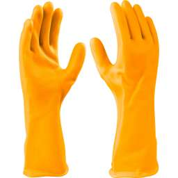 GUANTES GOMA TALLE L INGCO