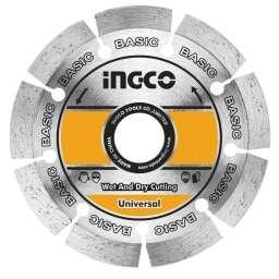 """DISCO PARED SEGMENTADO 7"""" INGCO DMD011802"""