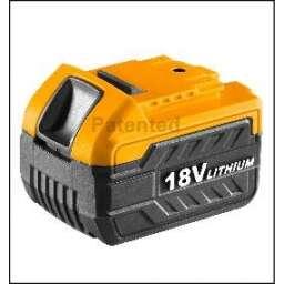 BATERIA 18V  LITIO ION INGCO BATLI228180 ( PARA CDLI228180)
