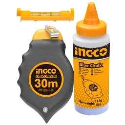 CHOCLA TRAZADOR DE LINEAS 30 MTS INGCO HCLR0130