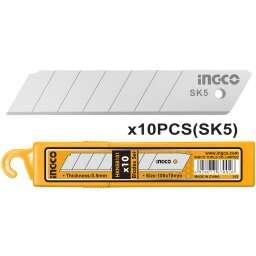 REPUESTO TRINCHETA PACK X 10 HKNSB181 INGCO