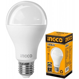 LAMPARA LED 14W E27 LUZ FRIA INGCO  HLBACD2141