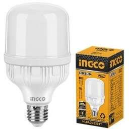 LAMPARA LED T 20W E27 LUZ FRIA INGCO HLBACD3201T