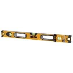 NIVEL ALUMINIO (80CM) INGCO HSL08080 INDUSTRIAL