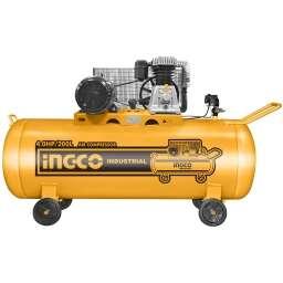 COMPRESOR DE AIRE 200LT 4HP INGCO AC402001