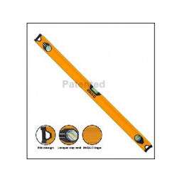 NIVEL ALUMINIO (80CM) INGCO HSL18080 AMARRILO