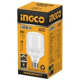 LAMPARA LED T 40W E27 LUZ FRIA INGCO HLBACD3401T