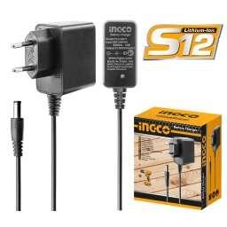 CARGADOR S12 12 VOLT INGCO FCLI12071