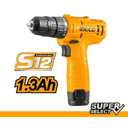 ATORNILLADOR 12V ECO SUPER SELECT INGCO CDLI12415