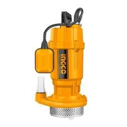 BOMBA SUMERGIBLE METALICA 550W 0.75HP INGCO SPC5508 ALT 25MT