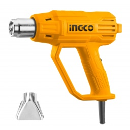 PISTOLA DE CALOR 2000W SUPER SELECT INGCO HG2000385