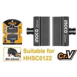 REPUESTO CORTA METAL HHSC0122B INGCO 4-22MM