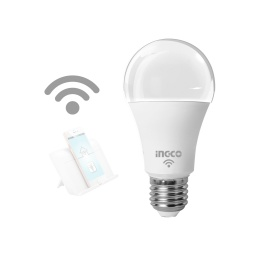 LAMPARA LED INTELIGENTE 9W E27 WIFI INGCO HLBACD296