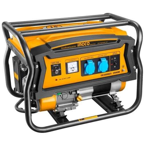 GENERADOR 3.5 KW ARRANQUE ELECTRICO INGCO GE35006ES