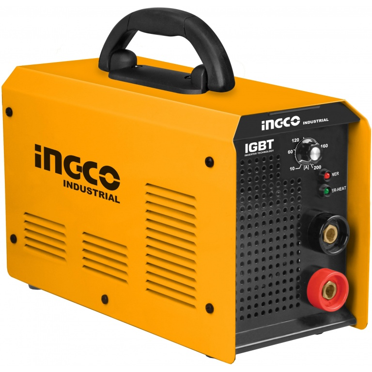 SOLDADORA INVERTER INGCO 160 AMP 5100W