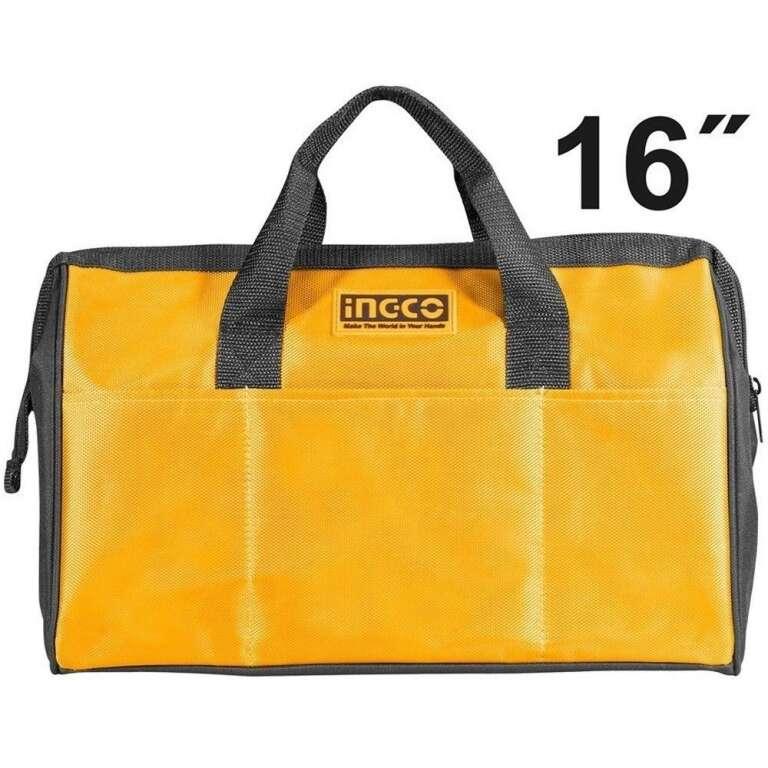 BOLSO ECO HERRAMIENTAS 16 INGCO HTBG28161