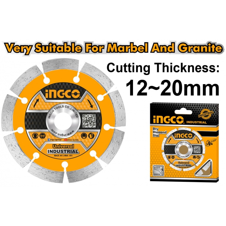 DISCO 5X20mm PARA WLC30001